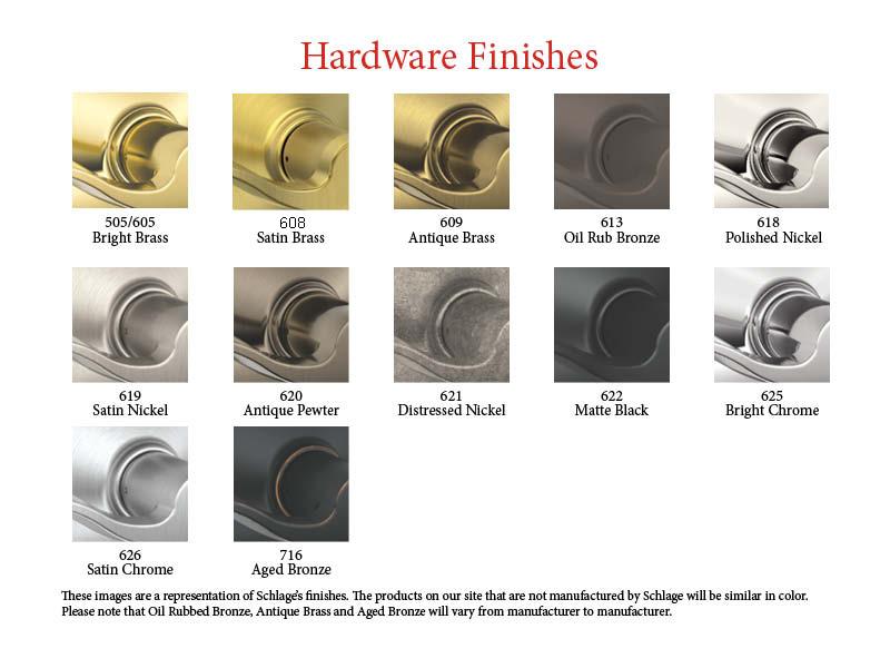 Schlage Hardware