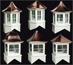 Aluminum Window Cupolas