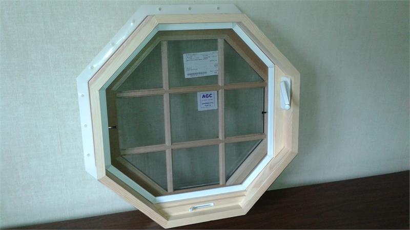 Owv 2 5 Venting Octagon Window