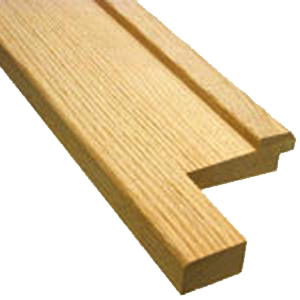 Red Oak Door Sill For 4 5 8 To 5 1 4 Walls
