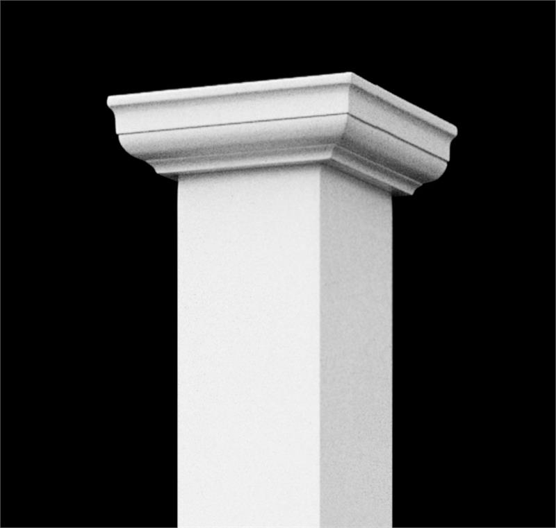 Permalite Recessed Square Column