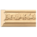 Hand Carved Panel Mould